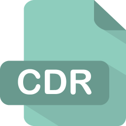 256x256px size png icon of cdr