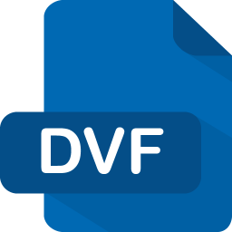 256x256px size png icon of dvf