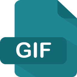 256x256px size png icon of gif