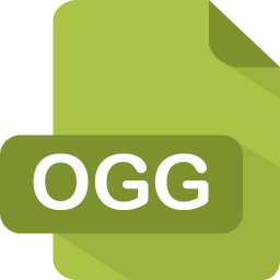 256x256px size png icon of ogg