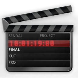 256x256px size png icon of fcs 1 final cut