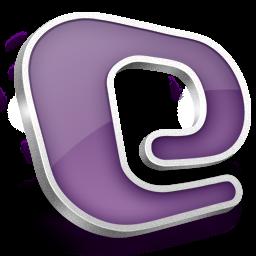 256x256px size png icon of Microsoft Entourage n