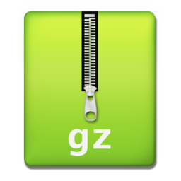 256x256px size png icon of gz