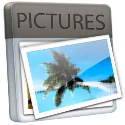 256x256px size png icon of File Picture