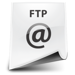 256x256px size png icon of Location   FTP