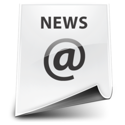 256x256px size png icon of Location   NEWS