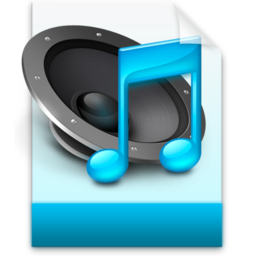 256x256px size png icon of iTunes generic