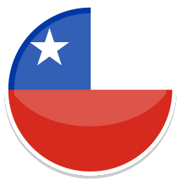 256x256px size png icon of Chile