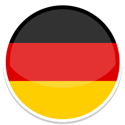 256x256px size png icon of Germany