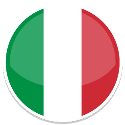 256x256px size png icon of Italy