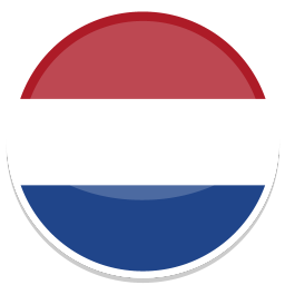 256x256px size png icon of Netherlands