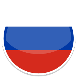 256x256px size png icon of Russia