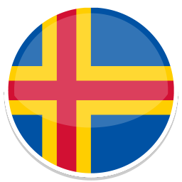 256x256px size png icon of Aland