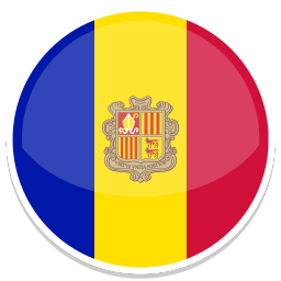 256x256px size png icon of Andorra