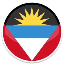 256x256px size png icon of Antigua and Barbuda