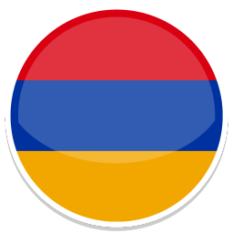 256x256px size png icon of Armenia