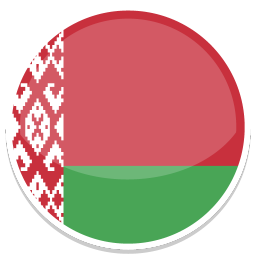 256x256px size png icon of Belarus