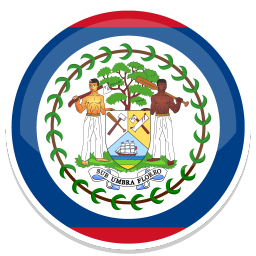 256x256px size png icon of Belize
