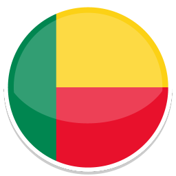 256x256px size png icon of Benin