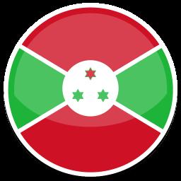 256x256px size png icon of Burundi