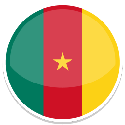 256x256px size png icon of Cameroon