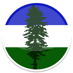 256x256px size png icon of Cascadia