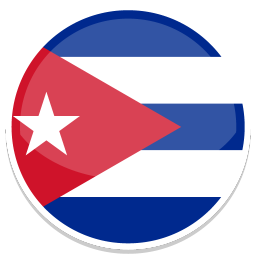 256x256px size png icon of Cuba