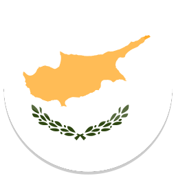 256x256px size png icon of Cyprus