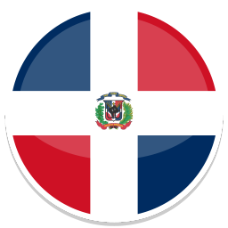 256x256px size png icon of Dominican republic
