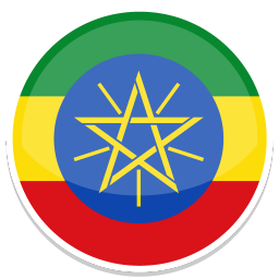 256x256px size png icon of Ethiopia