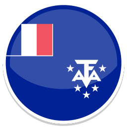 256x256px size png icon of French Southern