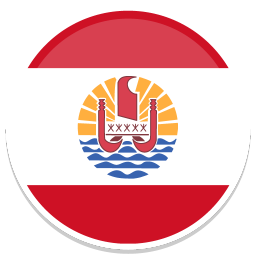 256x256px size png icon of French polynesia