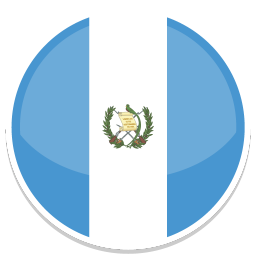 256x256px size png icon of Guatemala