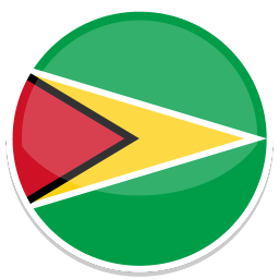 256x256px size png icon of Guyana