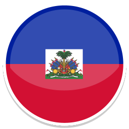 256x256px size png icon of Haiti