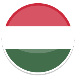 256x256px size png icon of Hungary
