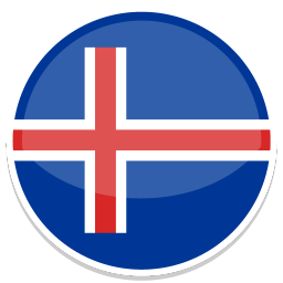 256x256px size png icon of Iceland