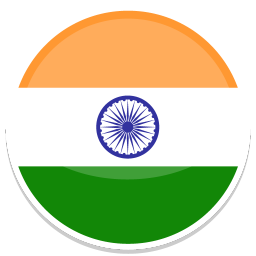 256x256px size png icon of India