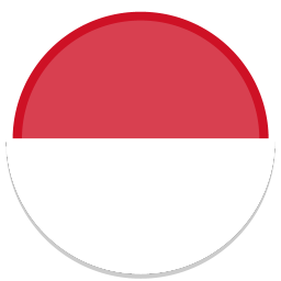 256x256px size png icon of Indonesia