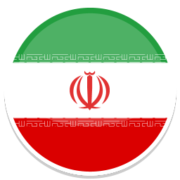 256x256px size png icon of Iran