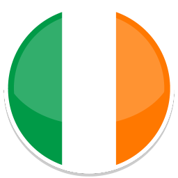 256x256px size png icon of Ireland