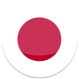 256x256px size png icon of Japan