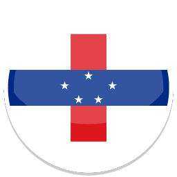 256x256px size png icon of Netherlands antilles