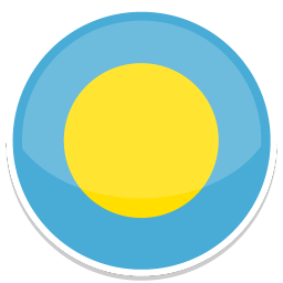 256x256px size png icon of Palau
