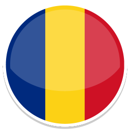 256x256px size png icon of Romania