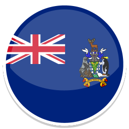 256x256px size png icon of South Georgia