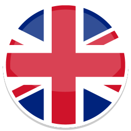 256x256px size png icon of United kingdom