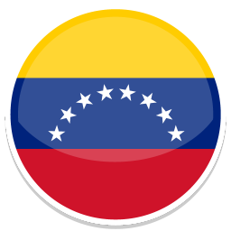256x256px size png icon of Venezuela