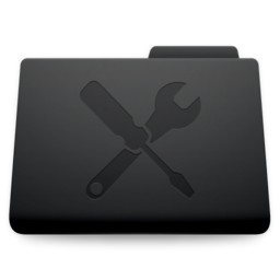 256x256px size png icon of Utilities