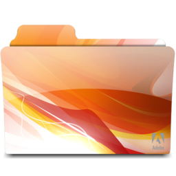 256x256px size png icon of Illustrator